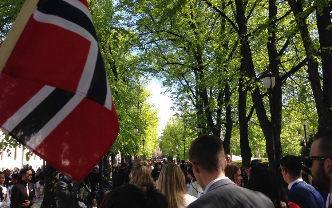 17th of March in Oslo