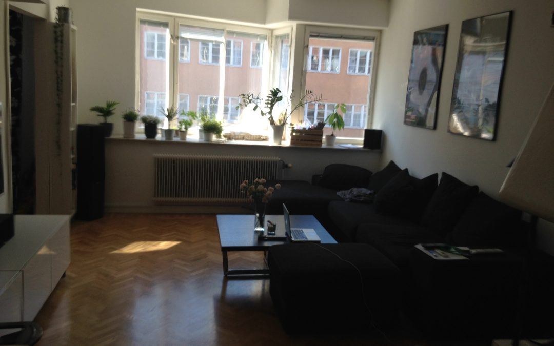 Find an appartement