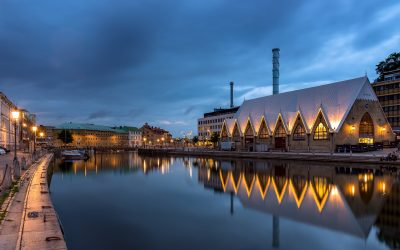 Göteborg durant un week end