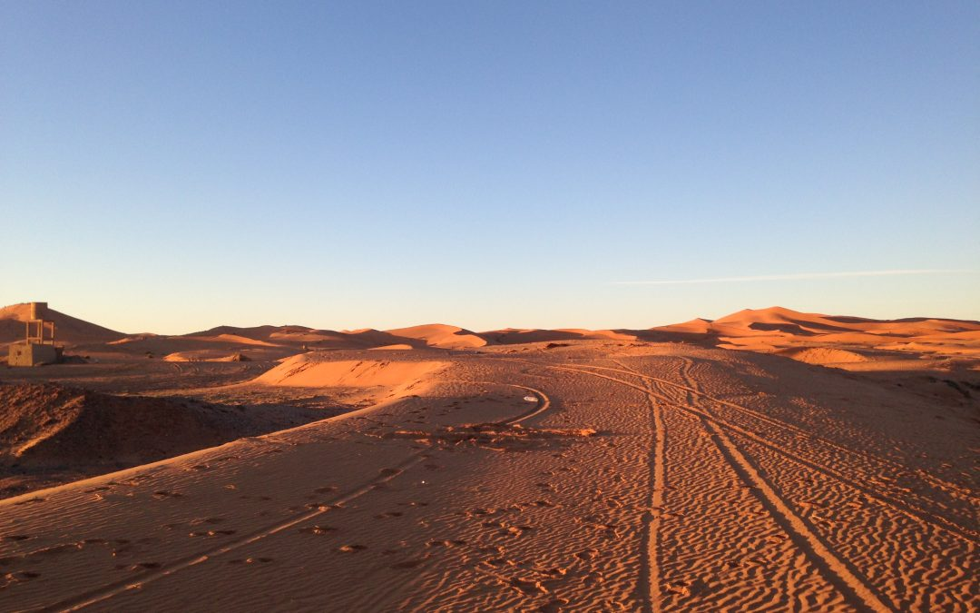 Road trip au Maroc – 4l Trophy