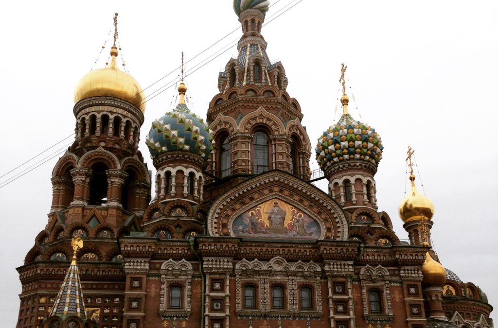 Russia – St petersburg